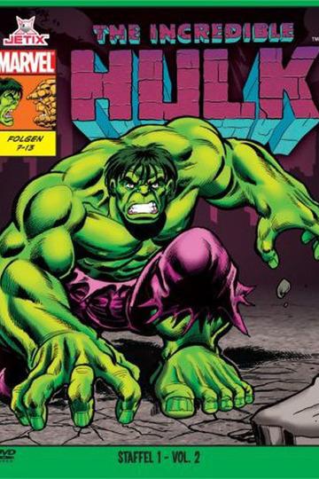 Невероятный Халк / The Incredible Hulk (сериал)