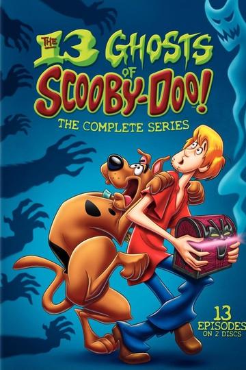 13 призраков Скуби-Ду / The 13 Ghosts of Scooby-Doo (сериал)