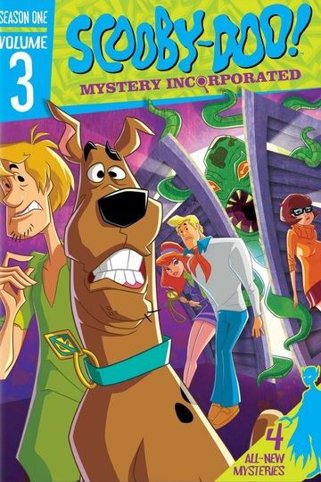 Скуби-Ду: Мистическая корпорация / Scooby-Doo! Mystery Incorporated (сериал)