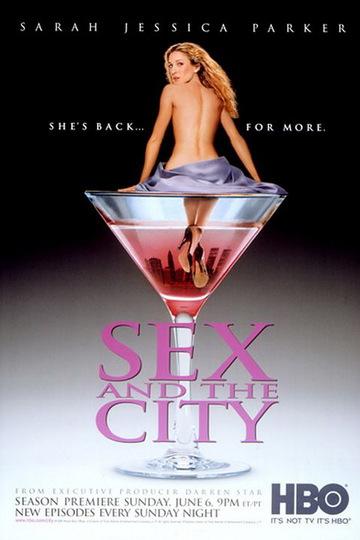 Секс в большом городе / Sex and the City (сериал)