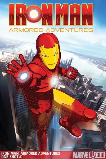 Железный человек: Приключения в броне / Iron Man: Armored Adventures (сериал)