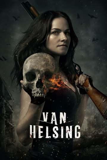 Ван Хельсинг / Van Helsing (сериал)