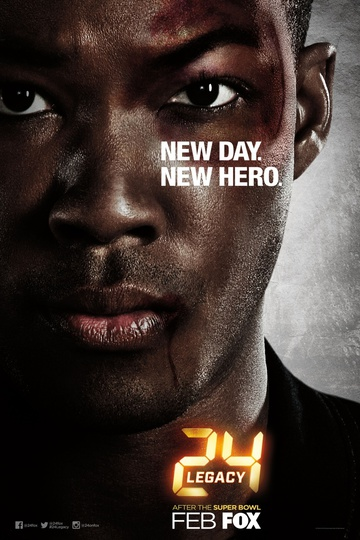 24 часа: Наследие / 24: Legacy (сериал)