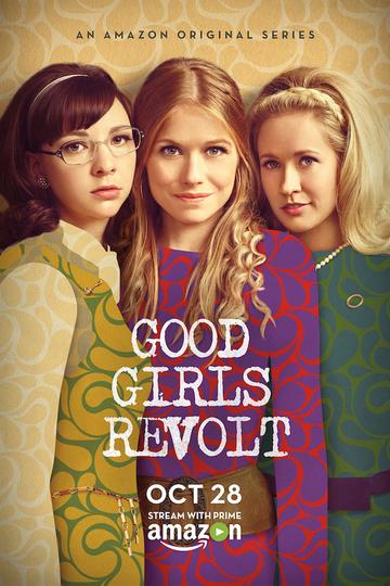 Образцовые бунтарки / Good Girls Revolt (сериал)