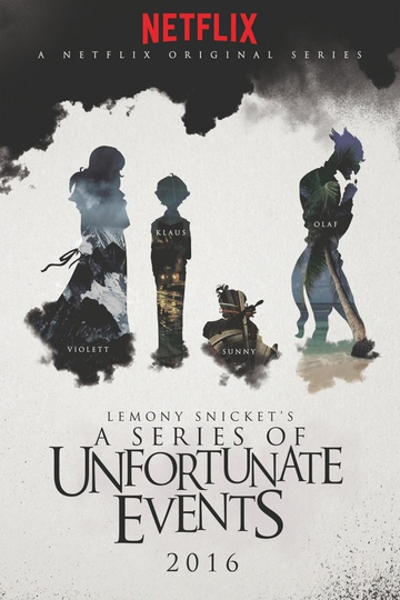 Лемони Сникет: 33 несчастья / A Series of Unfortunate Events (сериал)
