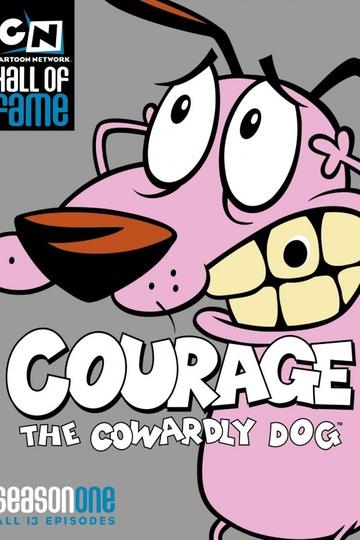 Кураж – трусливый пес / Courage the Cowardly Dog (сериал)