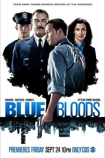 Голубая кровь / Blue Bloods (сериал)