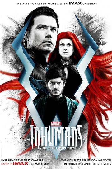 Нелюди / Inhumans (сериал)