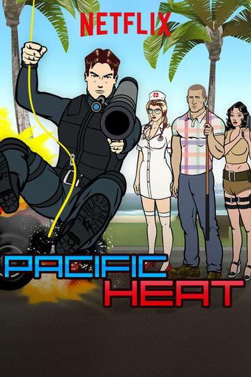 Тихоокеанская жара / Pacific Heat (сериал)