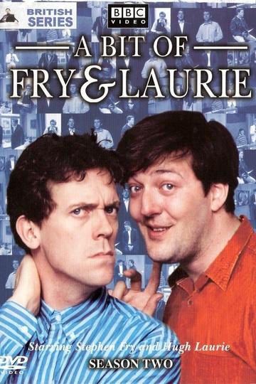 Шоу Фрая и Лори / A Bit of Fry and Laurie (сериал)