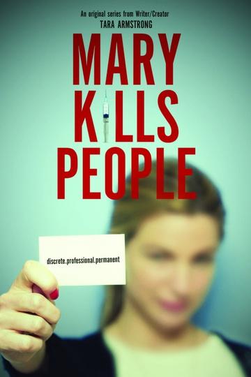 Мэри убивает людей / Mary Kills People (сериал)