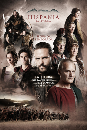 Римская Испания, легенда / Hispania, la leyenda (сериал)