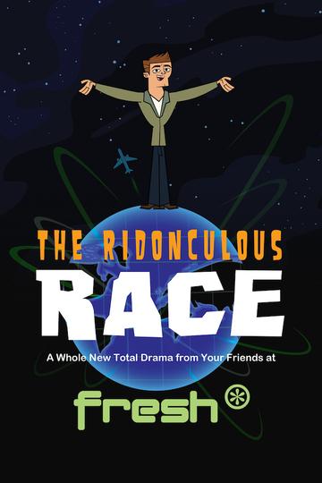 Отчаянные герои: Сумасбродная гонка  / Total Drama Presents: The Ridonculous Race (сериал)