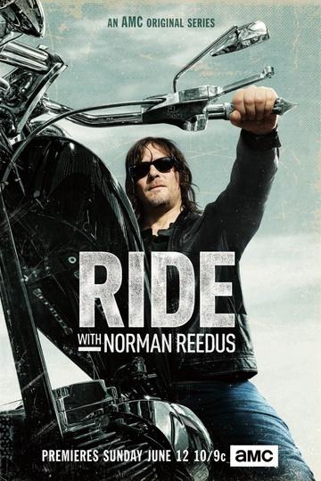 По дороге с Норманом Ридусом / Ride with Norman Reedus (сериал)