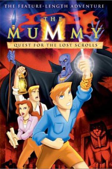 Мумия  / The Mummy: The Animated Series (сериал)
