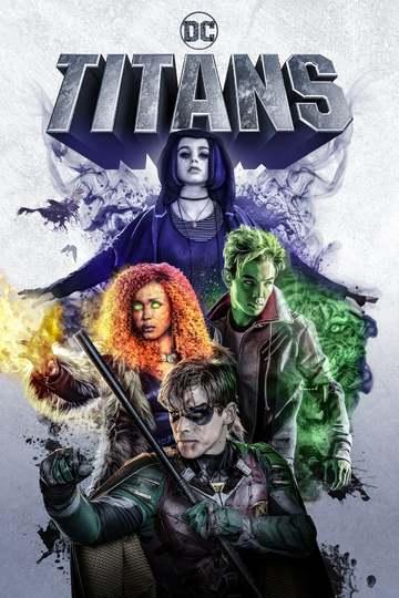 Титаны / Titans (сериал)