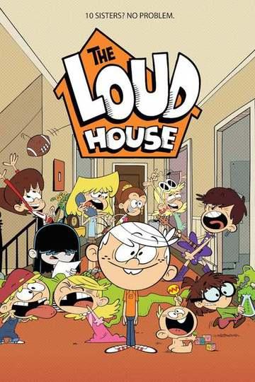 Шумный Дом / The Loud House (сериал)