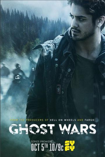 Призрачные войны / Ghost Wars (сериал)
