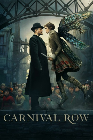 Карнивал Роу / Carnival Row (сериал)