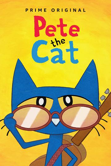 Кот Петр / Pete the Cat (сериал)