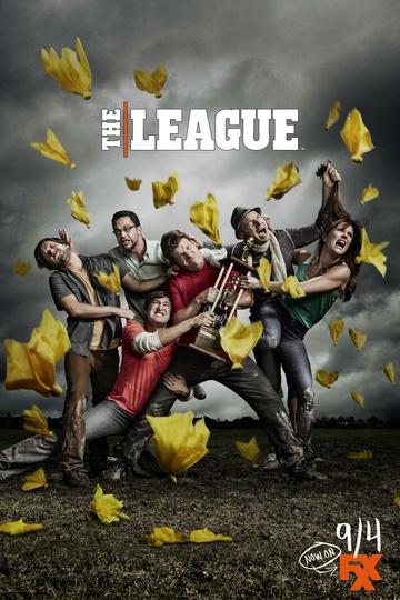 Лига / The League (сериал)