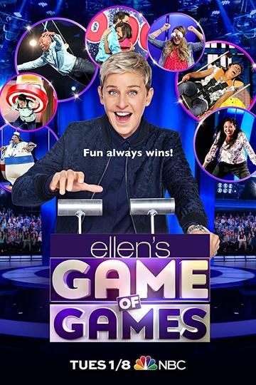Игра игр от Эллен / Ellen's Game of Games (сериал)