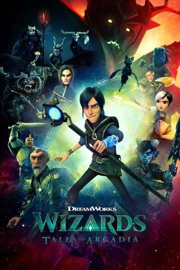 Волшебники: Истории Аркадии / Wizards: Tales of Arcadia (сериал)