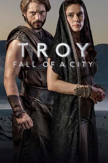 Падение Трои / Troy: Fall of a City (сериал)