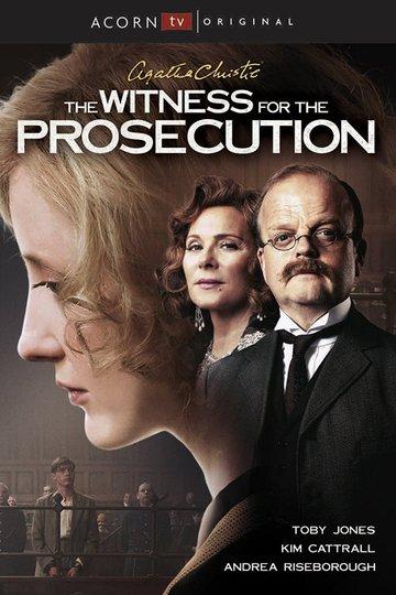 Свидетель обвинения / The Witness for the Prosecution (сериал)