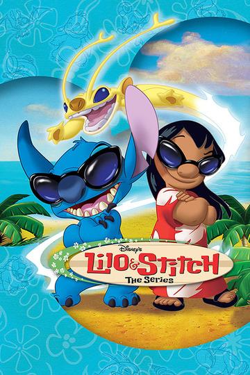 Лило и Стич / Lilo & Stitch: The Series (сериал)
