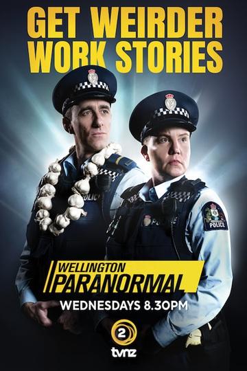 Паранормальный Веллингтон / Wellington Paranormal (сериал)
