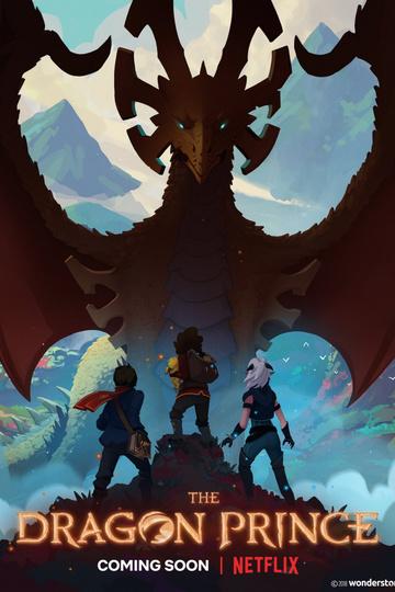 Принц драконов / The Dragon Prince (сериал)