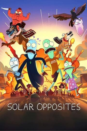 Обратная сторона Земли / Solar Opposites (сериал)