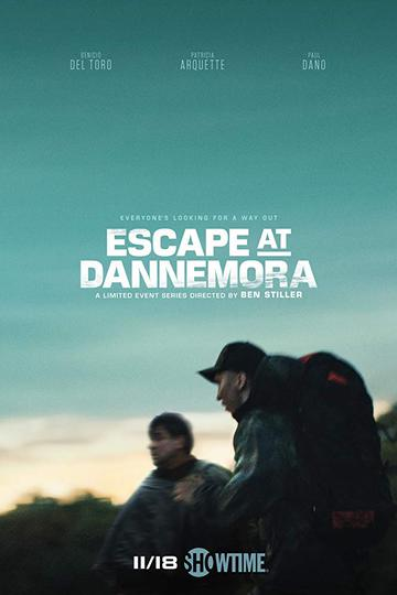 Побег из тюрьмы Даннемора / Escape at Dannemora (сериал)