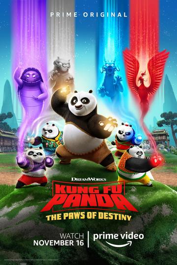 Кунг-фу панда: Лапки судьбы / Kung Fu Panda: The Paws of Destiny (сериал)