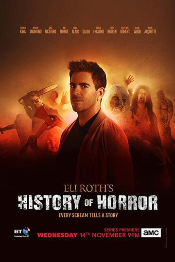 История хоррора с Элаем Ротом / Eli Roth's History of Horror (сериал)