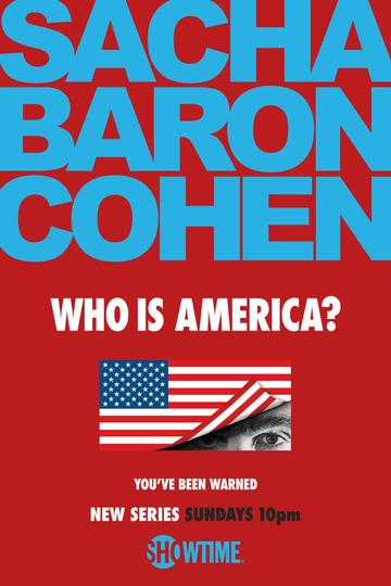 Кто есть Америка? / Who Is America? (сериал)