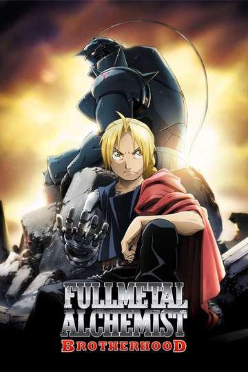 Стальной алхимик / Fullmetal Alchemist: Brotherhood (аниме)