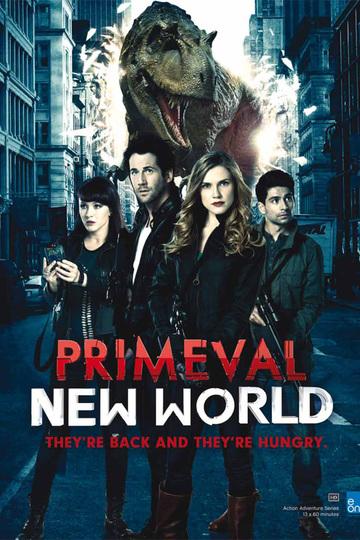 Портал юрского периода: Новый мир / Primeval: New World (сериал)