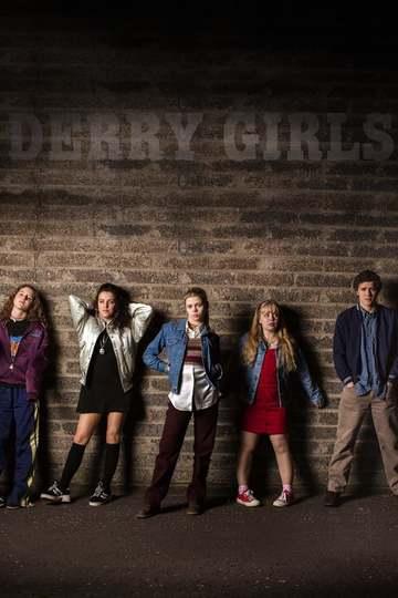 Девчонки из Дерри / Derry Girls (сериал)