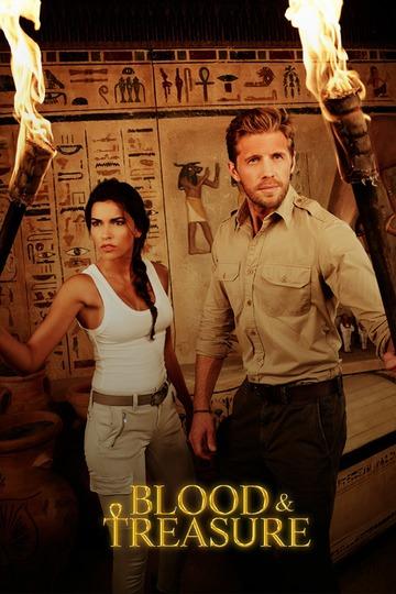 Кровь и сокровища / Blood & Treasure (сериал)