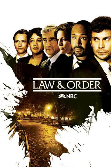 Закон и порядок / Law & Order (сериал)