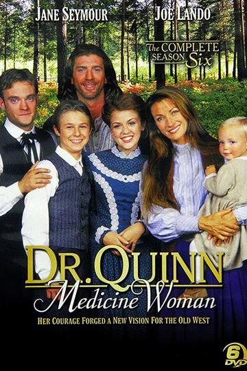 Доктор Куин: Женщина-врач / Dr. Quinn, Medicine Woman (сериал)