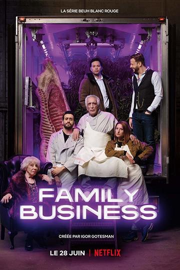 Семейный бизнес / Tout part en fumée (сериал)