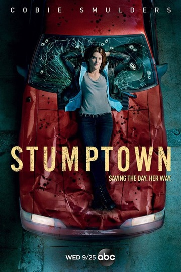 Стамптаун / Stumptown (сериал)