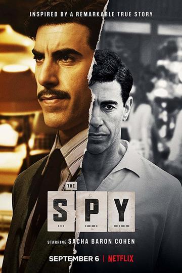 Шпион / The Spy (сериал)