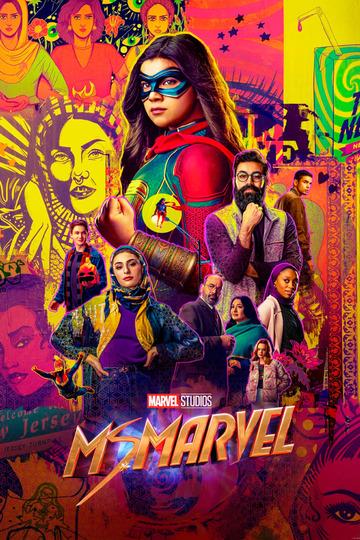 Мисс Марвел / Ms. Marvel (сериал)