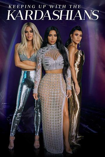 Семейство Кардашьян / Keeping Up with the Kardashians (сериал)