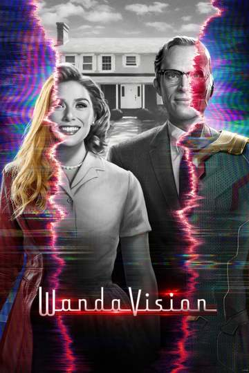 ВандаВижен / WandaVision (сериал)