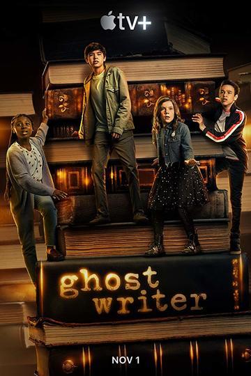 Послания призрака / Ghostwriter (сериал)